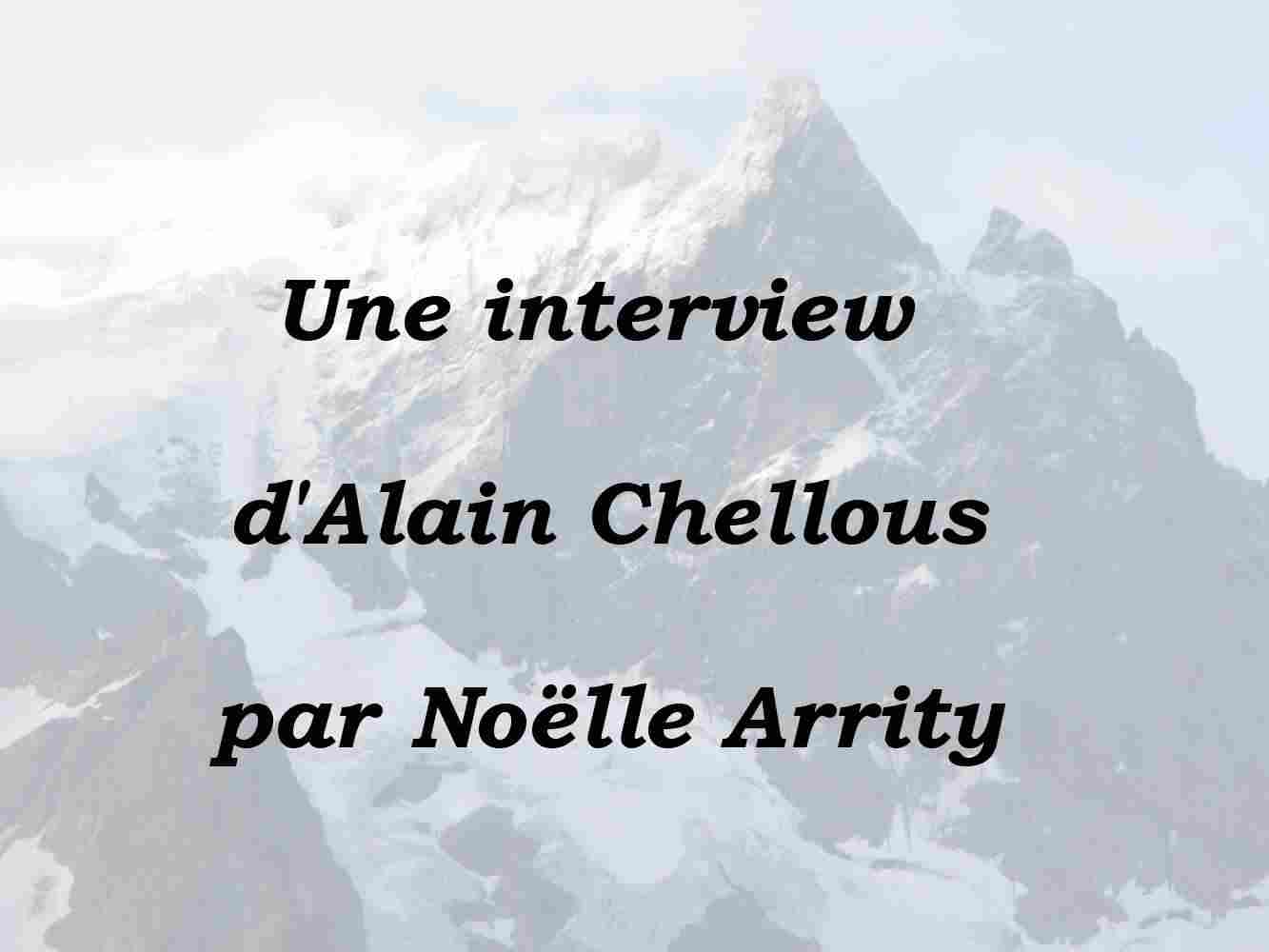 Diapo interview chellous
