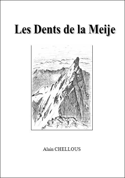 Couverture Dents de la Meije